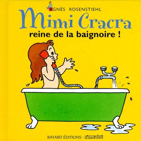 Mimi Cracra reine de la baignoire !